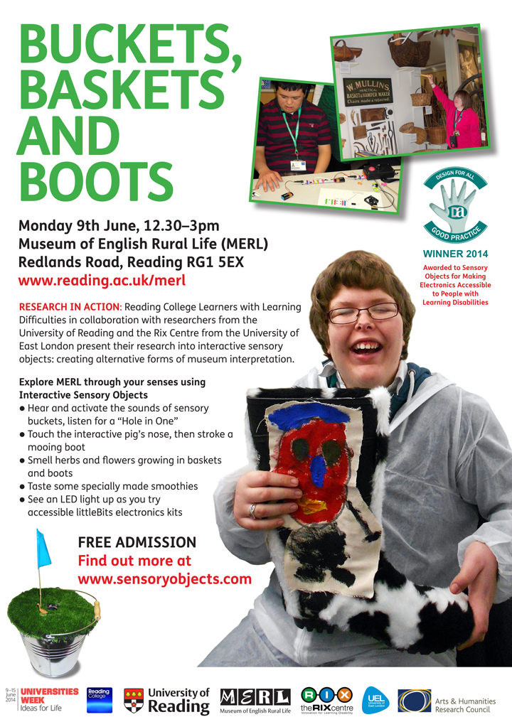 Buckets Baskets And Boots Flyer