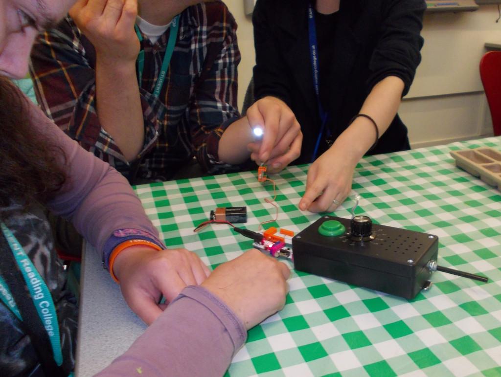 LittleBits Skye and Luke