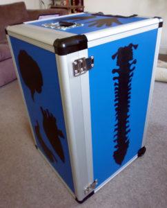 Outside Box 3 Spine