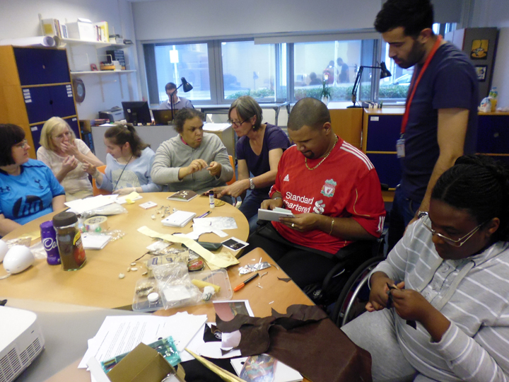 Sensory Labels Workshop